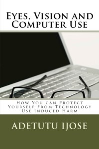 eyes vision and computer use front cover