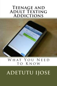 teeanage and adulty texting addictions BookCoverImage