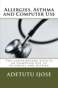 Allergies Asthma and Computer use front cover image